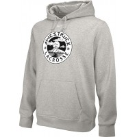 Awestruck 19: Adult-Size - Nike Team Club Men's Fleece Training Hoodie - Gray
