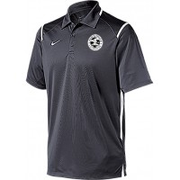 Awestruck 18: Nike Game Day Men's Polo - Anthracite