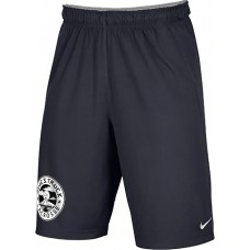 Awestruck 27: Adult-Size - Nike Team Fly Athletic Shorts - Anthracite